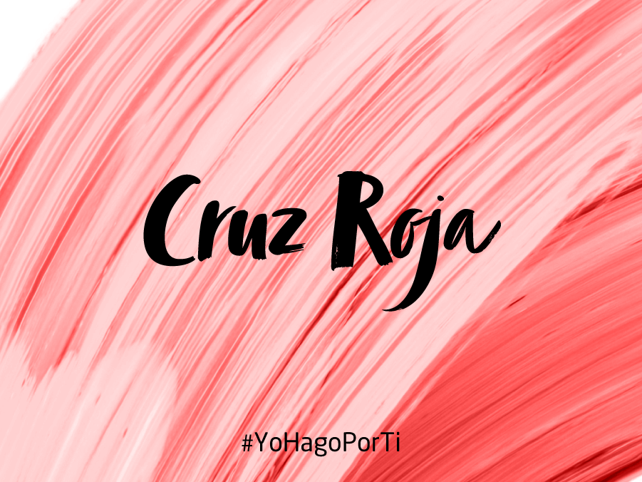 Promociones Cruz Roja – #YoHagoPorTi Islazul