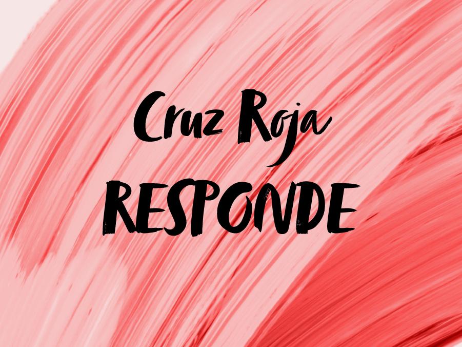 Promociones Cruz Roja RESPONDE Islazul