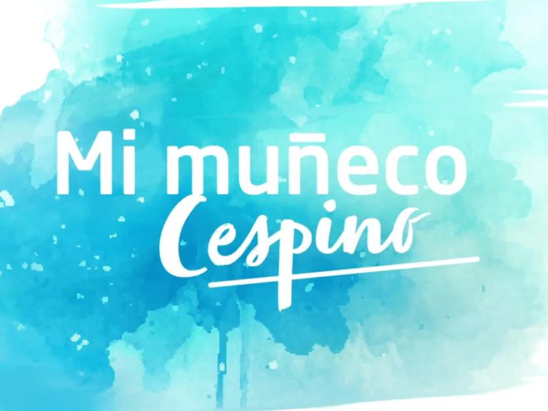 Promociones Mi muñeco Cespino Islazul