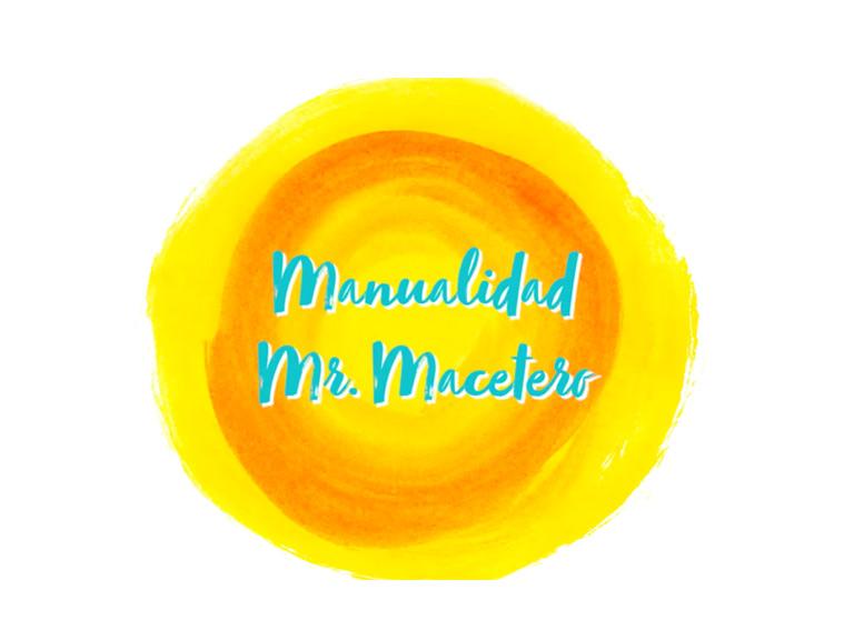Promociones Crea a Mr Macetero Islazul