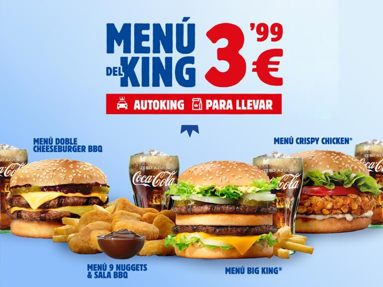 Promociones Burger King Islazul