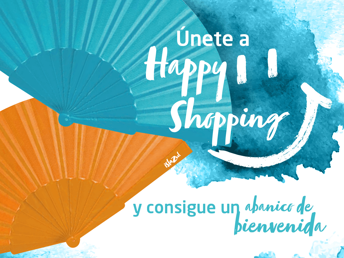 Únete a Happy Shopping