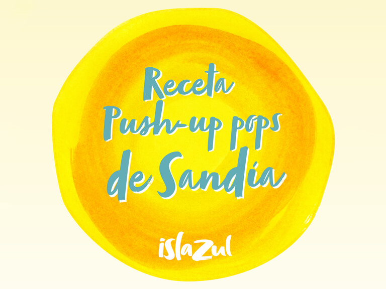 Promociones Push Up Pops de Sandía Islazul