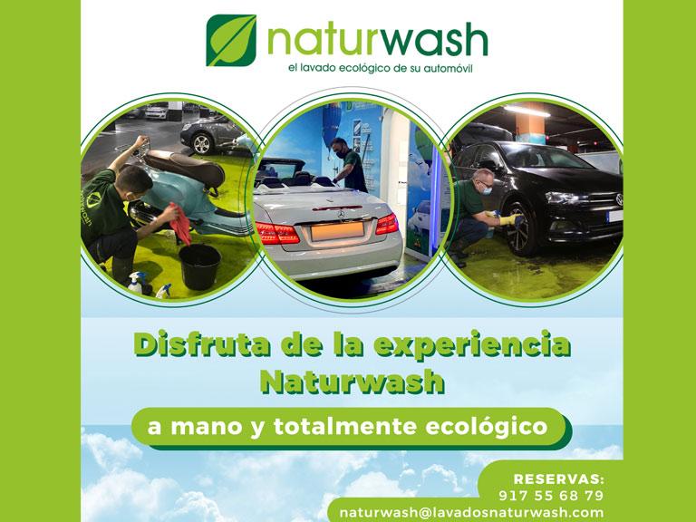 Promociones Naturwash Islazul