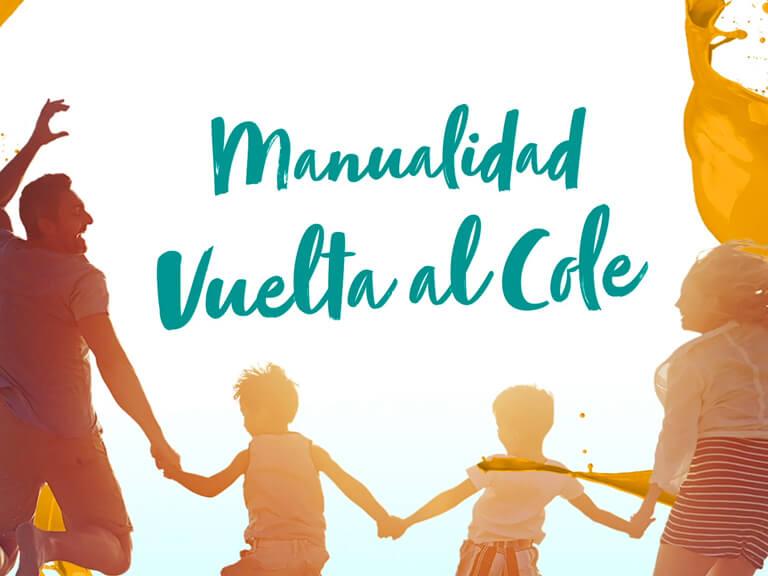 Promociones Manualidad Vuelta al cole Islazul