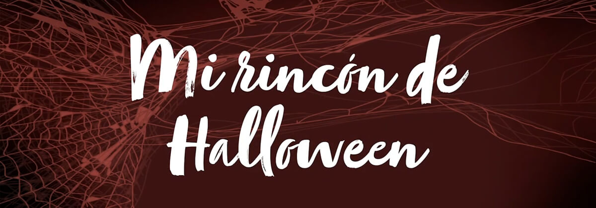 Mi Rincón de Halloween