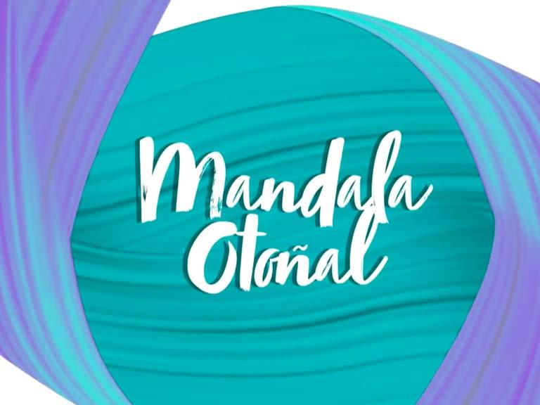 Promociones Mandala otoñal Islazul