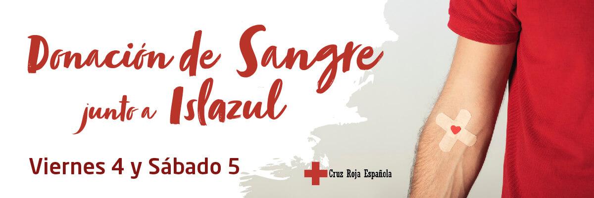 Campaña de Donación de Sangre en Islazul