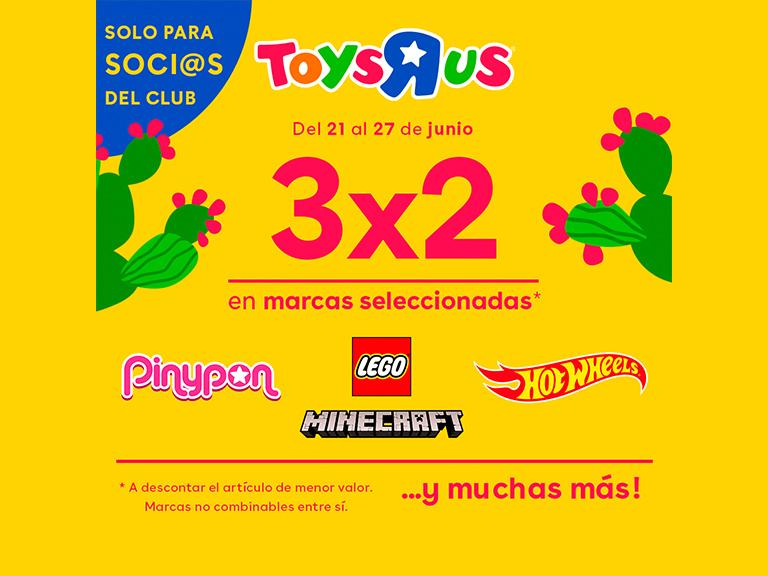 Promociones Toys R us Islazul