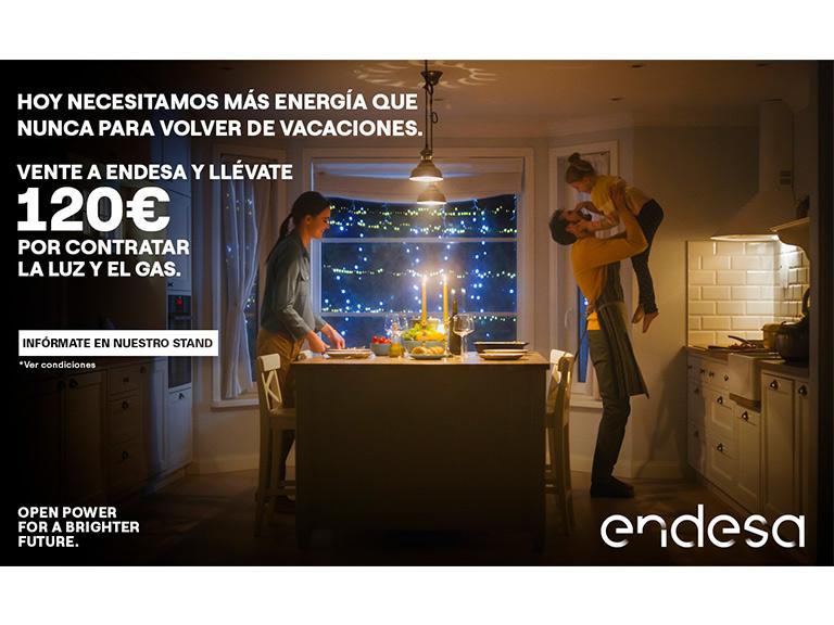 Promociones Llévate 120€ por contratar la luz y el gas Islazul